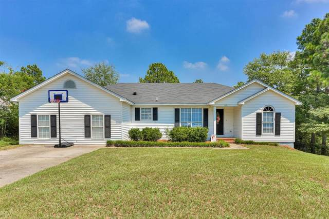 619 Ridgefield Drive, North Augusta, SC 29841 (MLS #458922) :: Young & Partners
