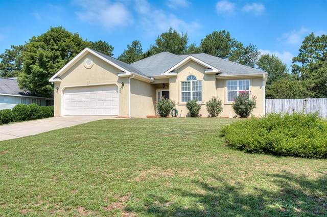 583 Old Sudlow Lake Road, North Augusta, SC 29841 (MLS #458924) :: Young & Partners