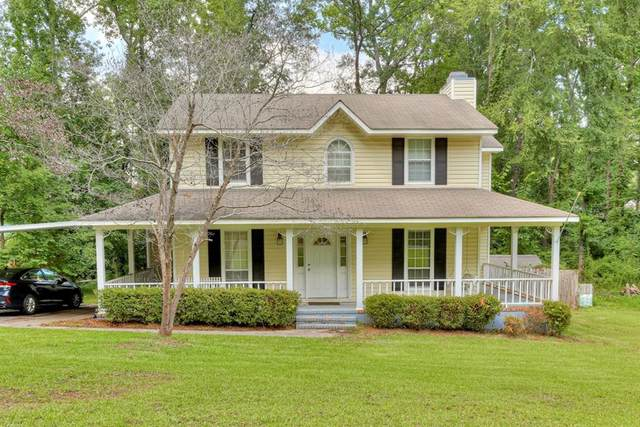 4035 Danielle Drive, Martinez, GA 30907 (MLS #458927) :: Tonda Booker Real Estate Sales