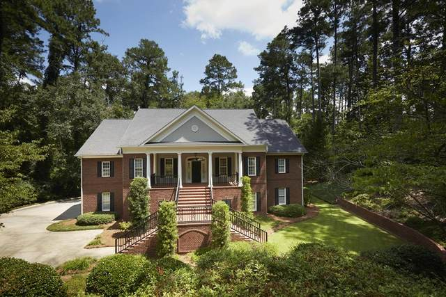432 Water Oak Drive, Martinez, GA 30907 (MLS #458939) :: Tonda Booker Real Estate Sales