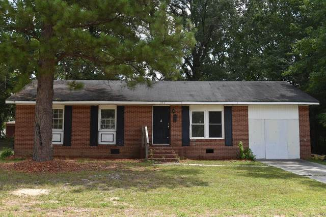 886 Clements Street, Thomson, GA 30824 (MLS #458941) :: The Starnes Group LLC
