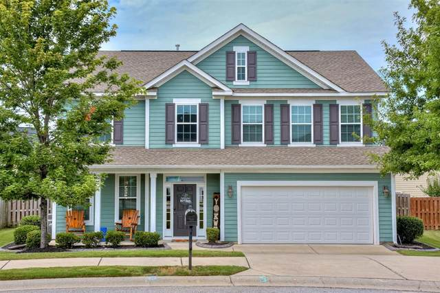 1015 Ardrey Circle, Evans, GA 30809 (MLS #458973) :: Young & Partners