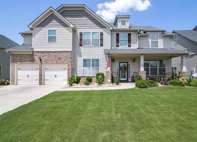 4785 Billie J Drive, Augusta, GA 30909 (MLS #458978) :: Tonda Booker Real Estate Sales