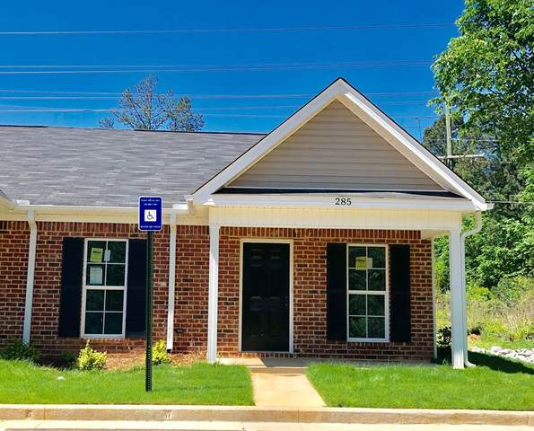 214 Toronto Road, North Augusta, SC 29841 (MLS #459007) :: Young & Partners