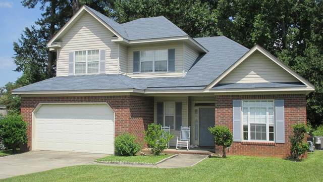 3015 St James Place, Grovetown, GA 30813 (MLS #459018) :: Tonda Booker Real Estate Sales