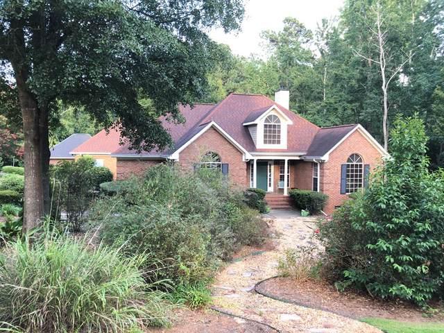 105 Adams Branch Road, North Augusta, SC 29860 (MLS #459024) :: Tonda Booker Real Estate Sales