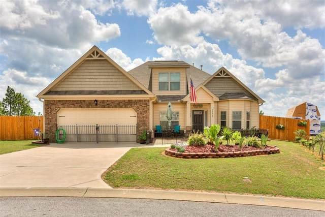 6046 Mahogany Terrace, Graniteville, SC 29829 (MLS #459026) :: Tonda Booker Real Estate Sales