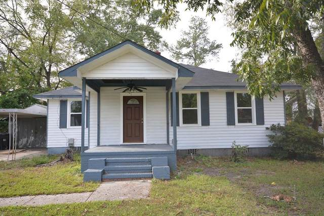 2110 Roosevelt Drive, Augusta, GA 30904 (MLS #459029) :: Tonda Booker Real Estate Sales
