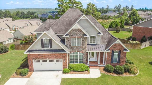 5080 Fairfield Court, Aiken, SC 29801 (MLS #459036) :: Better Homes and Gardens Real Estate Executive Partners