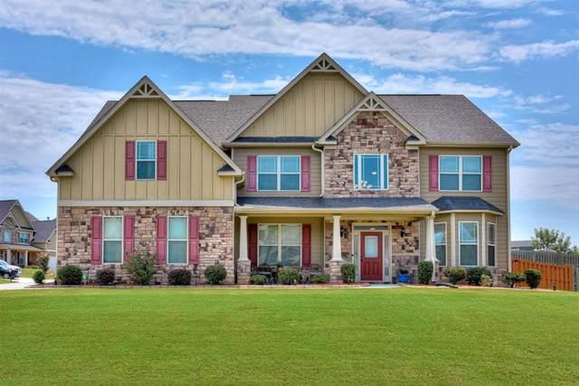 220 Dripping Rock Pass, Grovetown, GA 30813 (MLS #459045) :: Tonda Booker Real Estate Sales