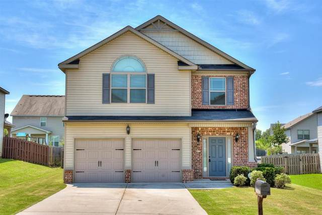 1122 Grove Landing Lane, Grovetown, GA 30813 (MLS #459047) :: Tonda Booker Real Estate Sales
