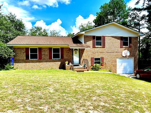 4 Kershaw Place, North Augusta, SC 29841 (MLS #459071) :: Better Homes and Gardens Real Estate Executive Partners