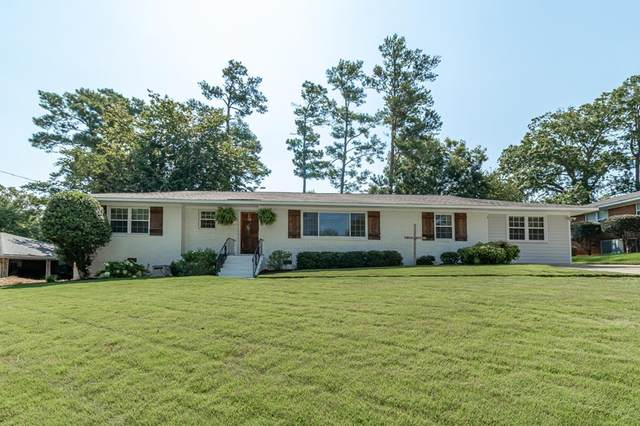 1108 Oakdale Road, Augusta, GA 30904 (MLS #459072) :: Better Homes and Gardens Real Estate Executive Partners