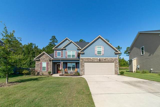 744 Coventry Drive, Grovetown, GA 30813 (MLS #459087) :: Melton Realty Partners