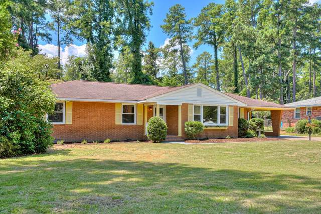 3186 Wheeler Road, Augusta, GA 30909 (MLS #459098) :: The Starnes Group LLC