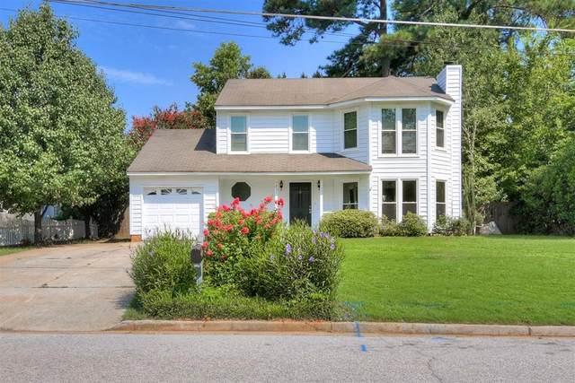 3831 Villa Lane, Martinez, GA 30907 (MLS #459109) :: Better Homes and Gardens Real Estate Executive Partners