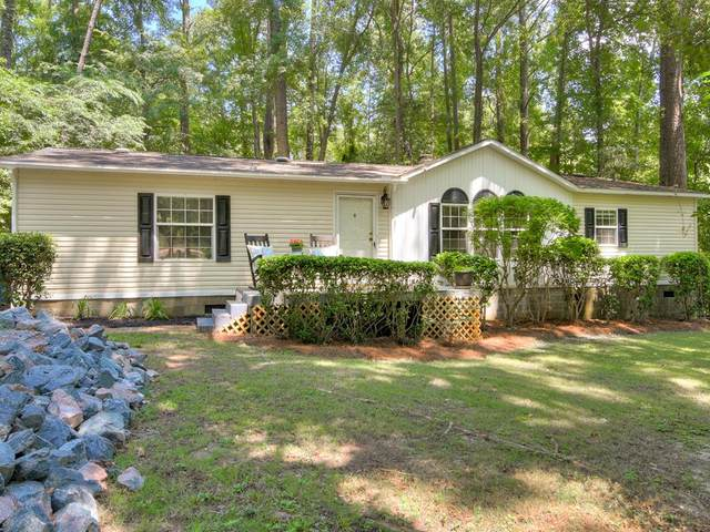 836 Springhaven Drive, North Augusta, SC 29860 (MLS #459122) :: Better Homes and Gardens Real Estate Executive Partners