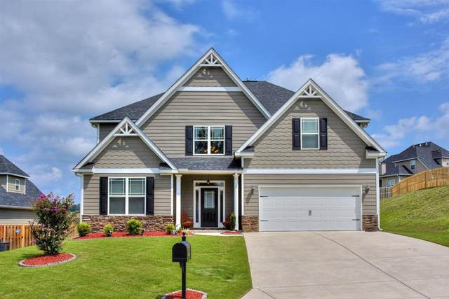 425 Equinox Loop, Aiken, SC 29803 (MLS #459126) :: Better Homes and Gardens Real Estate Executive Partners