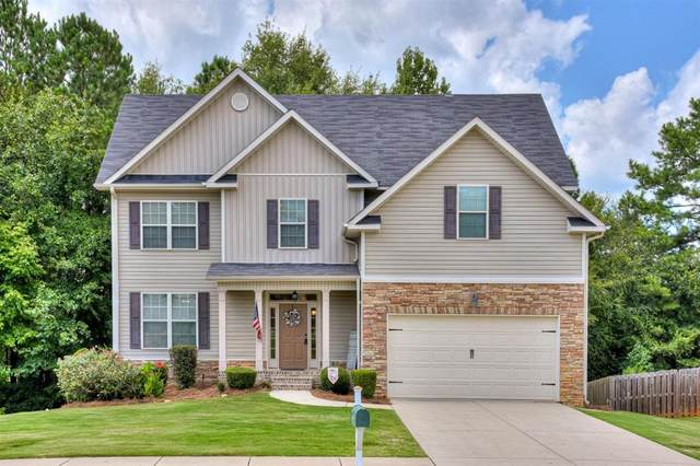 404 Keesaw Glen, Grovetown, GA 30813 (MLS #459133) :: Better Homes and Gardens Real Estate Executive Partners