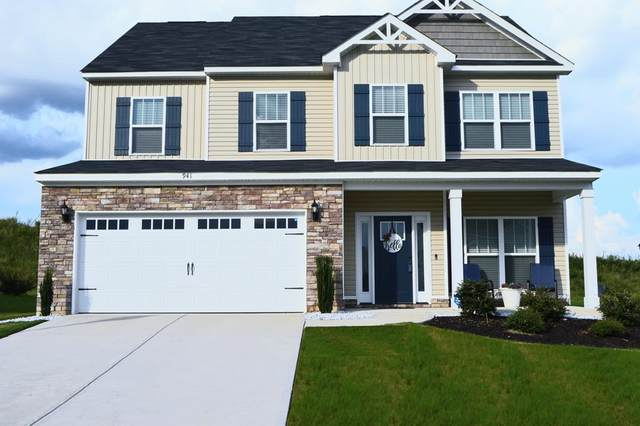 941 Burlington Drive, Augusta, GA 30909 (MLS #459139) :: The Starnes Group LLC