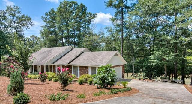 153 Northwood Road, Aiken, SC 29803 (MLS #459140) :: Young & Partners