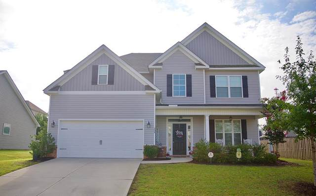 204 Hazelwood Court, Grovetown, GA 30813 (MLS #459154) :: The Starnes Group LLC