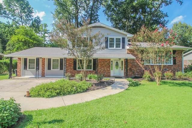 2807 Farrar Place, Augusta, GA 30909 (MLS #459216) :: The Starnes Group LLC