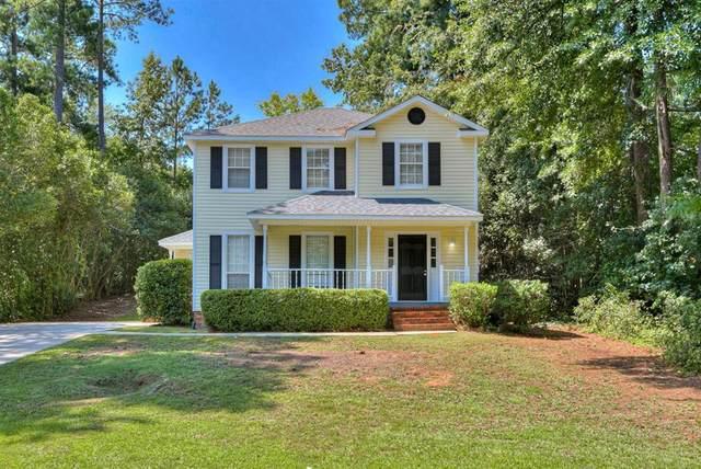 4221 Fairfield Circle, Evans, GA 30809 (MLS #459267) :: REMAX Reinvented | Natalie Poteete Team