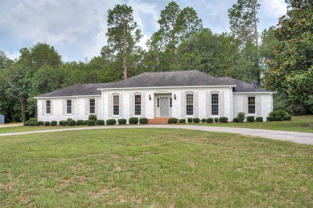 242 Wannamaker Drive, Barnwell, SC 29812 (MLS #459287) :: Shannon Rollings Real Estate