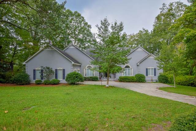 119 SW Northwood Drive, Aiken, SC 29803 (MLS #459292) :: Young & Partners