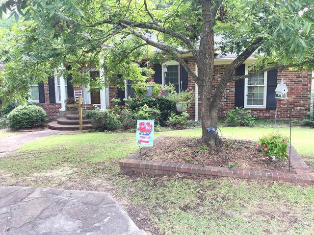 4323 Columbia Road, Martinez, GA 30907 (MLS #459319) :: Tonda Booker Real Estate Sales