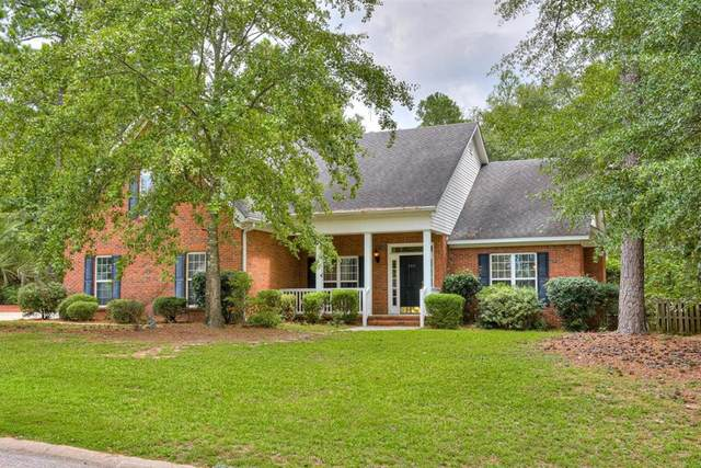 140 Sessions Drive, Aiken, SC 29803 (MLS #459349) :: The Starnes Group LLC