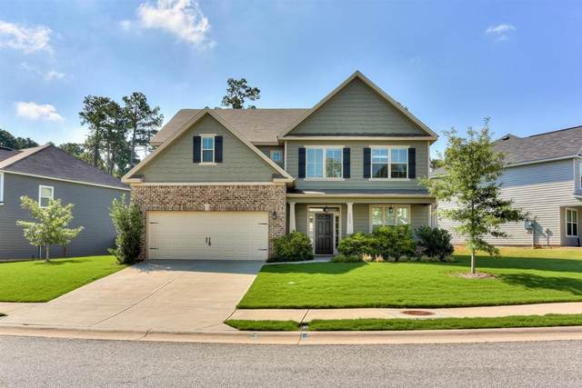 2327 Malone Way, Evans, GA 30809 (MLS #459366) :: Shannon Rollings Real Estate