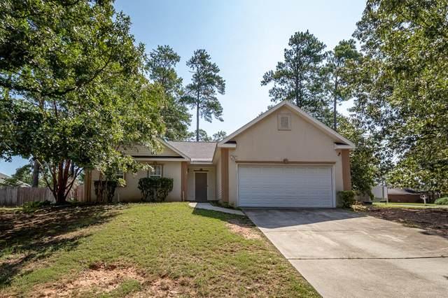 1023 Jarrow Place, Grovetown, GA 30813 (MLS #459382) :: Shannon Rollings Real Estate