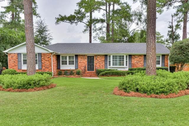 614 Canterbury Drive, Augusta, GA 30909 (MLS #459435) :: The Starnes Group LLC