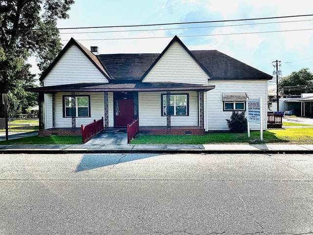 104 Center Street, Wrens, GA 30833 (MLS #459437) :: REMAX Reinvented   Natalie Poteete Team