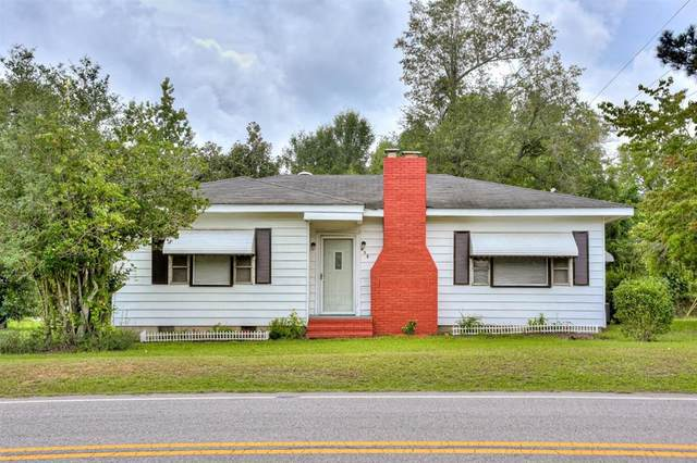 612 Broad Street, Wrens, GA 30833 (MLS #459568) :: Tonda Booker Real Estate Sales
