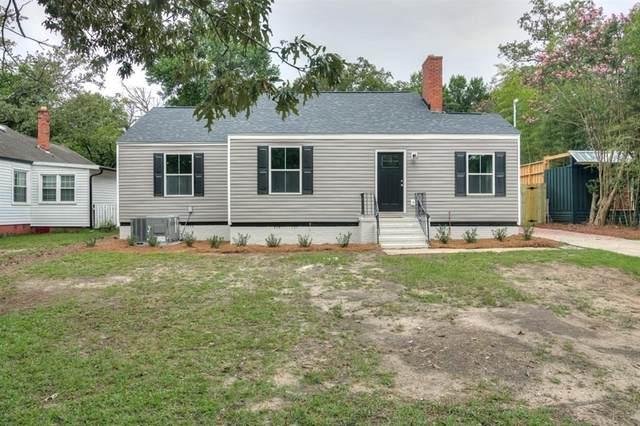 1745 Oak Drive, Augusta, GA 30904 (MLS #459593) :: Tonda Booker Real Estate Sales