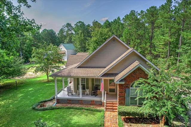 6393 Happy Valley Lane, Appling, GA 30802 (MLS #459673) :: Southeastern Residential