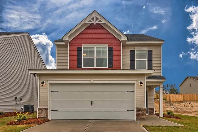 4191 Thimbleberry Drive, Graniteville, SC 29829 (MLS #459683) :: Shannon Rollings Real Estate