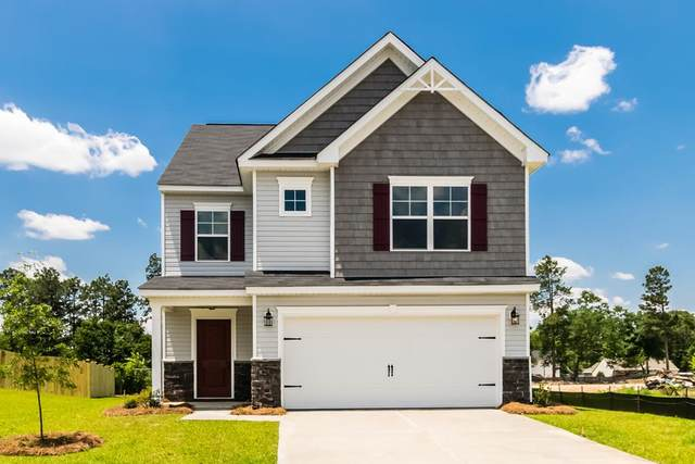 4187 Thimbleberry Drive, Graniteville, SC 29829 (MLS #459687) :: Shannon Rollings Real Estate
