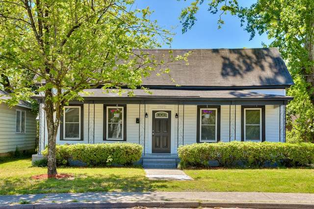 1964 Battle Row, Augusta, GA 30904 (MLS #459724) :: Tonda Booker Real Estate Sales