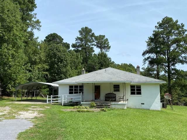 328 Deerfield Road, Plum Branch, SC 29845 (MLS #459755) :: Tonda Booker Real Estate Sales