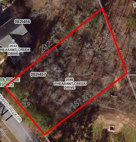 2040 Pheasant Creek Drive, Martinez, GA 30907 (MLS #459786) :: Better Homes and Gardens Real Estate Executive Partners