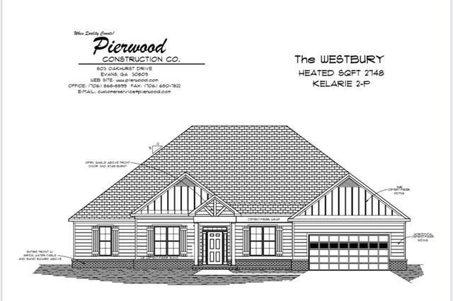 279 Dublin Loop, Grovetown, GA 30813 (MLS #459790) :: The Starnes Group LLC