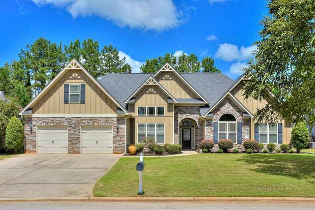 138 Seaton Avenue, Grovetown, GA 30813 (MLS #459804) :: Young & Partners