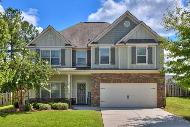 337 Brentford Avenue, Grovetown, GA 30813 (MLS #459809) :: Tonda Booker Real Estate Sales