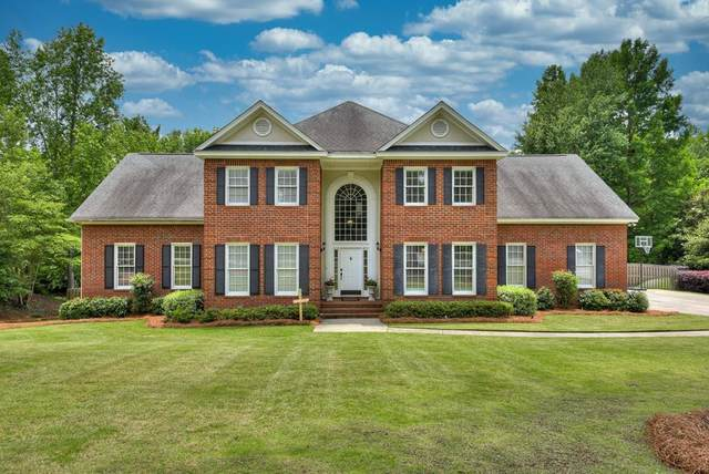 3717 West Lake Drive, Martinez, GA 30907 (MLS #459874) :: Shannon Rollings Real Estate