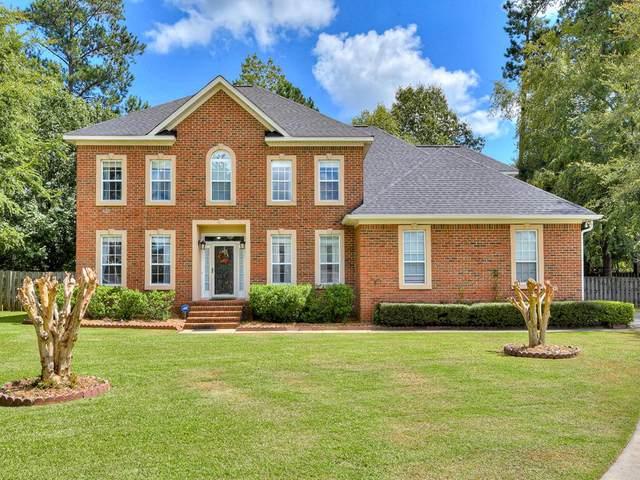 4363 Wisteria Court, Evans, GA 30809 (MLS #459935) :: For Sale By Joe | Meybohm Real Estate