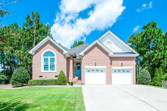 140 Willow Oak Loop, Aiken, SC 29803 (MLS #459974) :: Shannon Rollings Real Estate